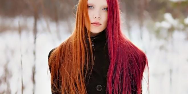 آموزش تغییر رنگ مو در فتوشاپ