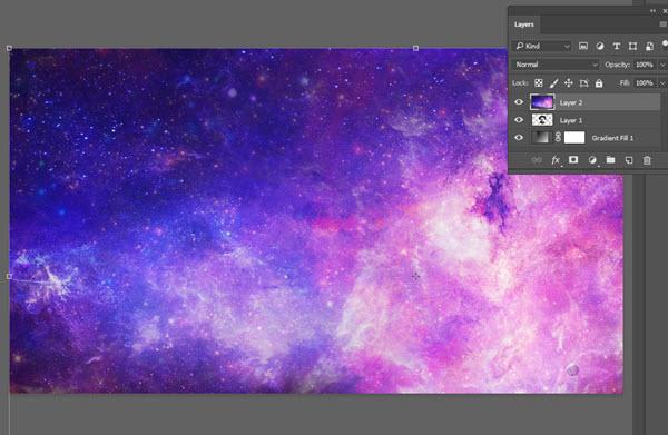 تصویر کهکشانی