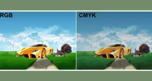 تفاوت رنگ های تصاویر روی مانیتور با رنگ های بعد از چاپ
