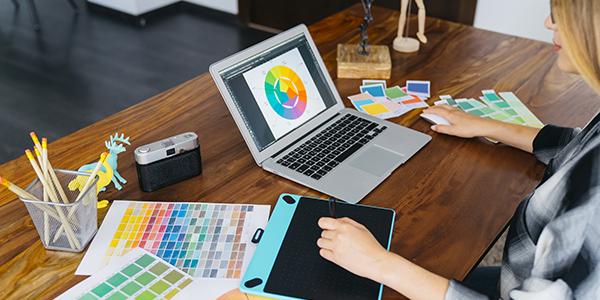 طراحی متناسب با چاپ