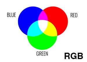 سیستم رنگی RGB