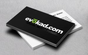نمونه کارت ویزیت خارجی
