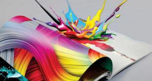 رنگ در چاپ
