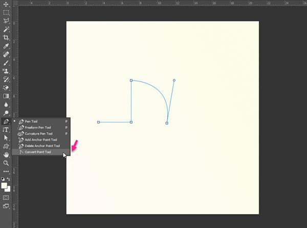 ابزار convert point tool