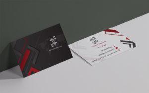 نمونه کارت ویزیت بیمه
