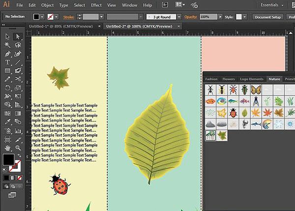ادوب ایلوستریتور سیسی (Adobe Illustrator CC)