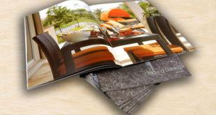 انواع کاتالوگ بر اساس ویژگی های طراحی و چاپ