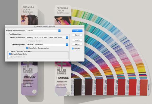 چگونگی تطابق رنگ در پروژه طراحی